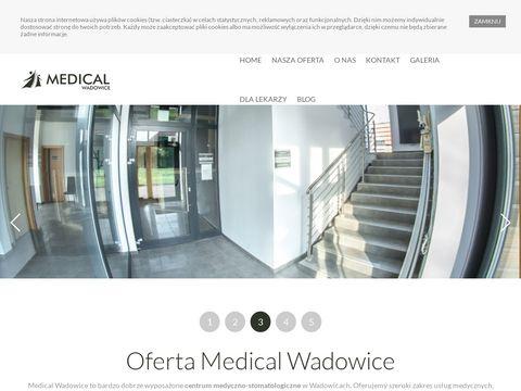 Medicalwadowice.pl badanie krwi