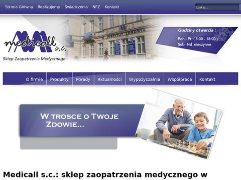 Medicall ciśnieniomierz Piotrków Trybunalski