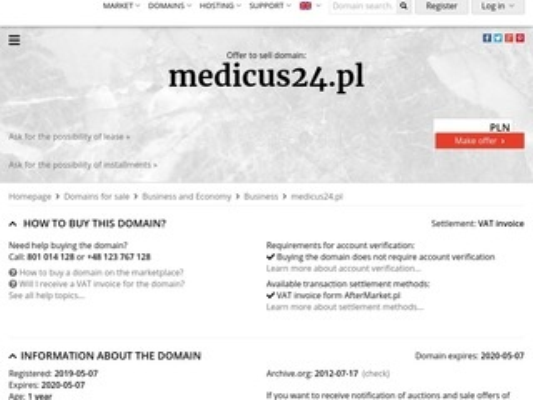 Medicus24.pl - forum medyczne