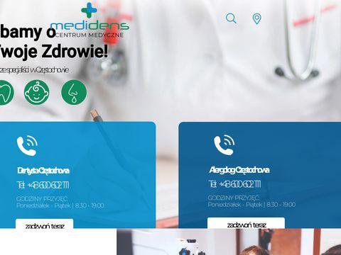 Medidens dobry dentysta Częstochowa