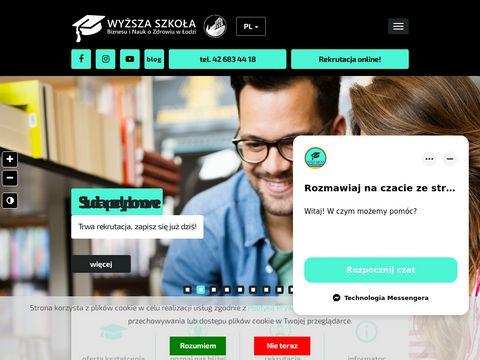 WSBiNoZ mediacje studia podyplomowe Łódź