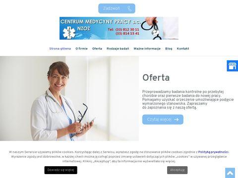 Centrum Medycyny Pracy s.c. badania Bielsko