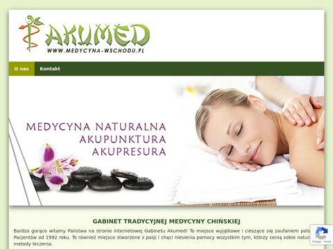 Medycyna-wschodu.pl - akupunktura