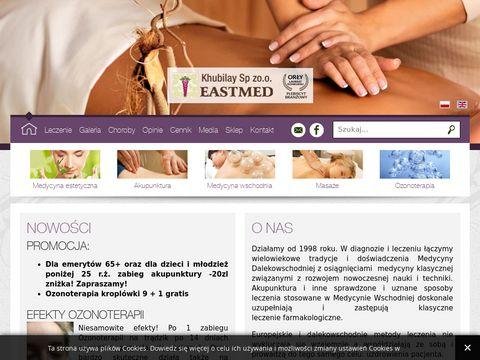 Medycyna-wschodnia.pl - akupunktura warszawa