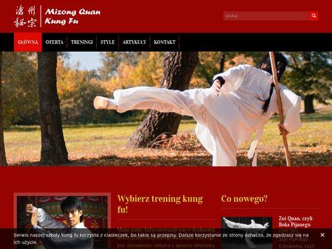 Chińskie sztuki walki