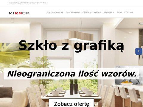 Mirror.info.pl szkło z gwarancją 10 lat