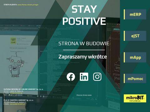Mikrobit.pl rozwiązania informatyczne