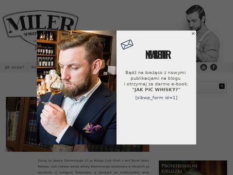Blog konesera whisky