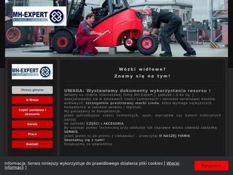 MH-Expert - części do wózków Linde