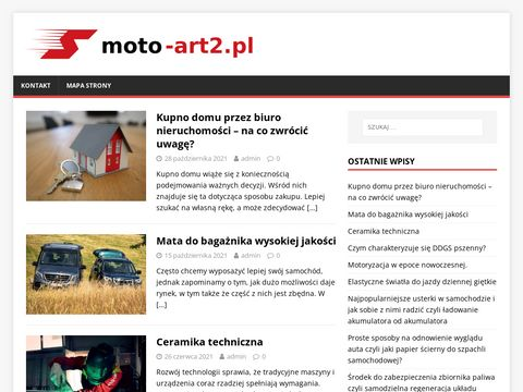 MotoArt2 - Akumulatory Poznań