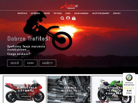 Moto Rakowski sklep Kawasaki Piaseczno
