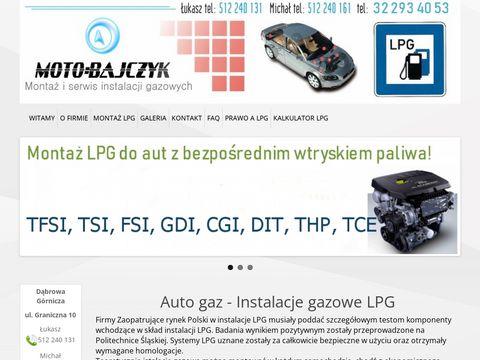 Motobajczyk.pl - systemy na autogaz