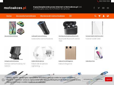 Motoakces.pl Centrum wycieraczek samochodowych