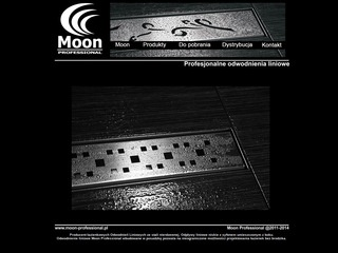 Moon Professional Odpływy i odwodnienia liniowe