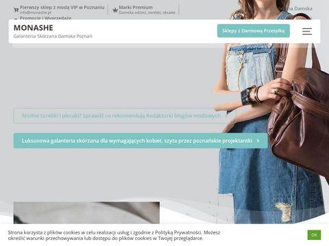 Monashe.pl sukienka koronkowa