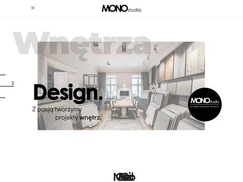 Monostudio.pl Projektowanie wnętrz