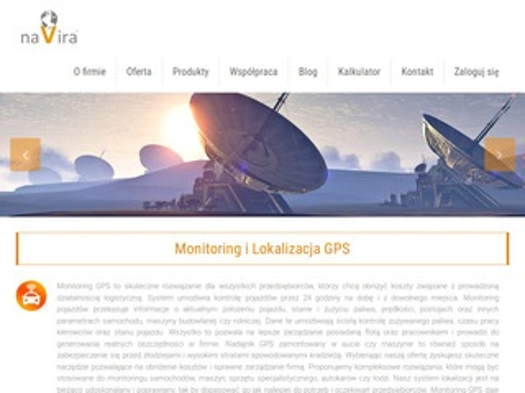 Monitoring-gps.com nawigator GPS