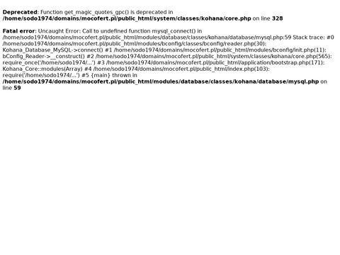 Mocofert.pl bezpłatne ogłoszenia, katalog stron