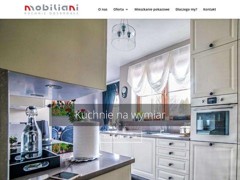 Mobiliani.pl aranżacja wnętrz Bydgoszcz