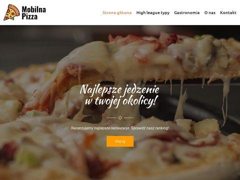 Mobilnapizza.pl - dobra pizza Ostrowiec