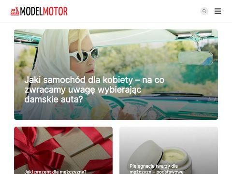 Modelmotor.pl - sklep modelarski