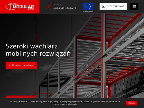 Modularsystem.pl