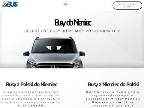 Brylkabus.pl - przewozy międzynarodowe