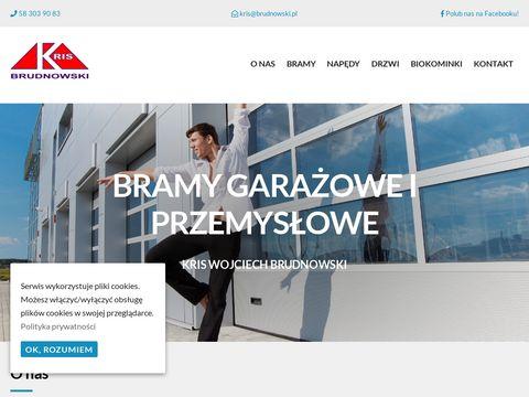 KRIS W. Brudnowski przeciwpożarowe Gdańsk