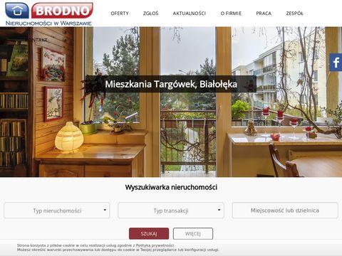 Agencja Nieruchomości Brodno. Nieruchomosci Warszawa
