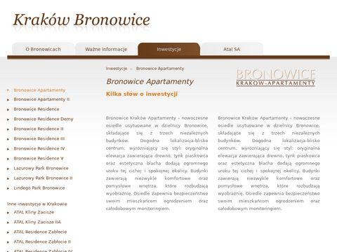 Bronowice.pl Apartamenty i mieszkania w Krakowie
