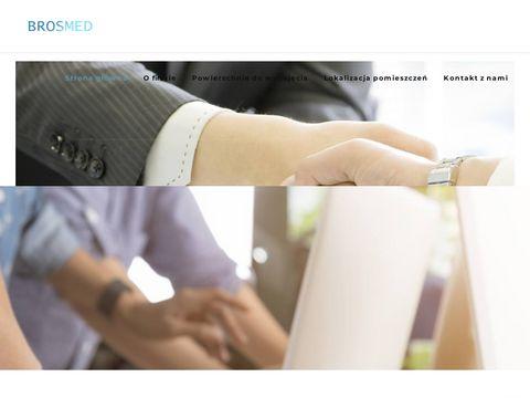 Brosmed.pl - powierzchnie handlowe do wynajęcia
