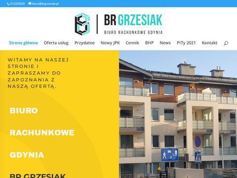 Biuro rachunkowe Usługi księgowe - BR Grzesiak