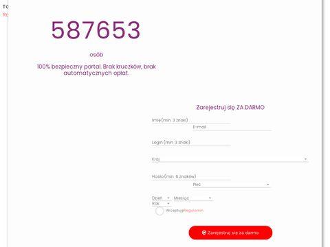 Buziak.co.uk - internetowy portal randkowy