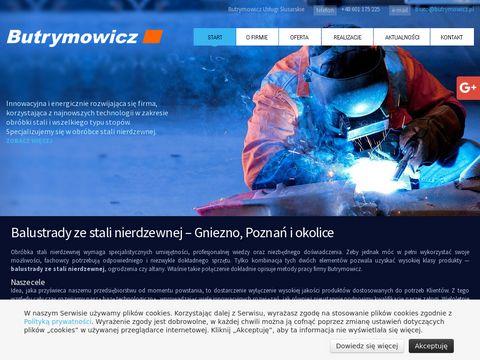 Butrymowicz.pl balustrady