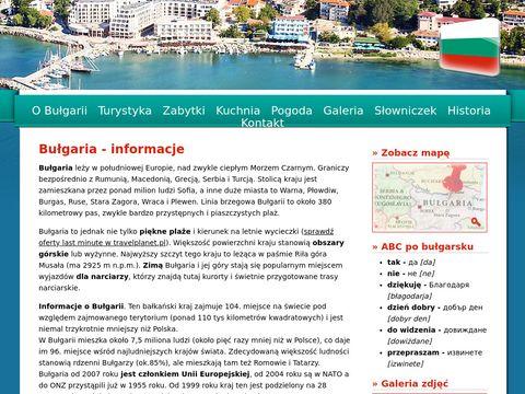 Bulgaria-wycieczki.pl - informacje i porady