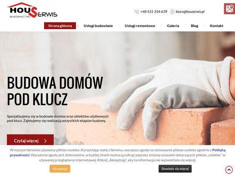 Budownictwo-houserwis.pl budowa domu pomorskie