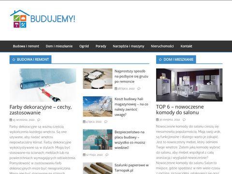 Budujemy.org.pl - usługi remontowe