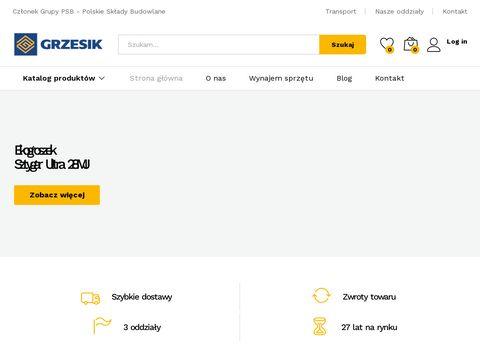 Budujznami.pl - wypożyczalnia sprzętu budowlanego