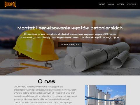 Budpol.info.pl - serwis węzłów betoniarskich
