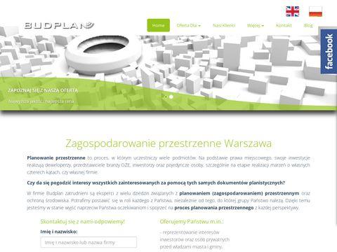 Budplan.net biuro projektowe - Warszawa
