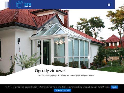 BTM-Eurolinx producent zimowych ogrodów