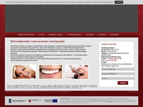 Byrskadentic.pl stomatologia, protetyka Szczecin