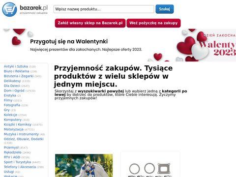 Bazarek.pl - tysiące produktów w jednym miejscu