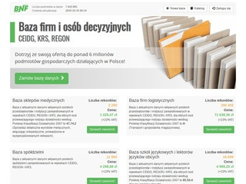 Bazafirmceidg.pl