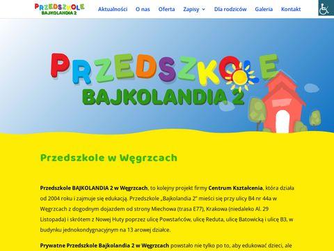 Bajkolandia2.edu.pl