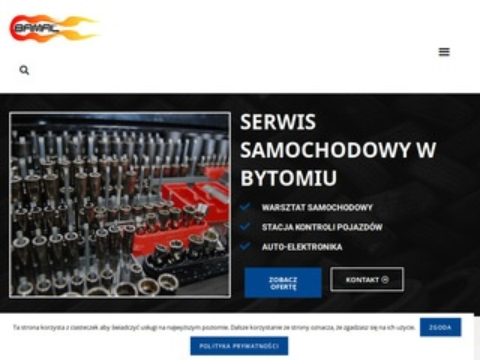 Bamal komputerowa diagnostyka silnika Bytom