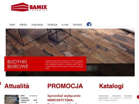 Bamix Ceramika - płytki ceramiczne