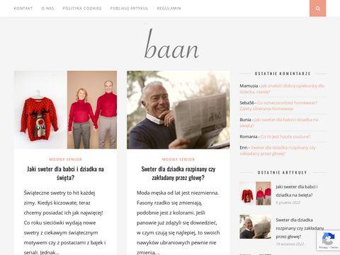 Baan.pl sukienki ślubne
