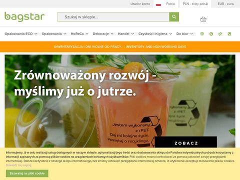 Bagstar.pl - Reklamówki, torby, worki, folie, opakowania