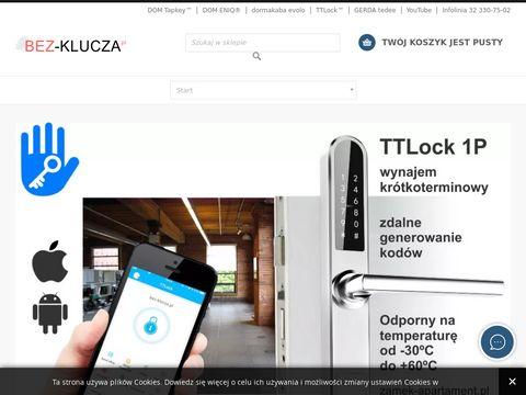 Bez-Klucza.pl zamki na baterie